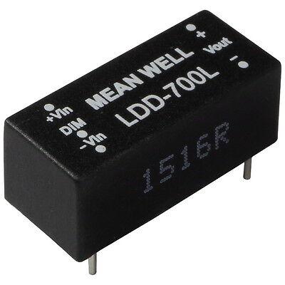 MEANWELL LDD-700L DC/DC LED-Treiber In 9V-36V Out 2V-32V 700mA LED-Driver 855738