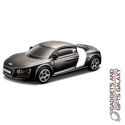 BBURAGO AUDI R8 1:64 SCALE REPLICA MODEL CAR collectors gift toy adults childs