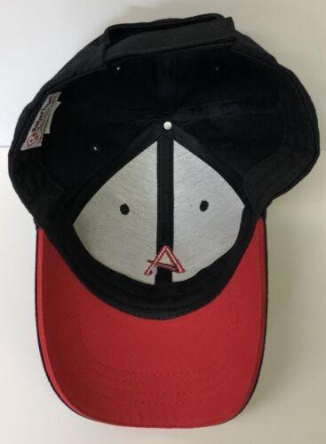Noir Areva Energy Company brodé Baseball Hat Cap réglable