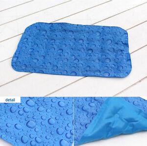 Hanil Cool Gel Mattress Pillow Pad Cooling Topper for Summer Small Made Korea