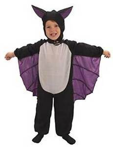 Costume Halloween Bat Suit Toddlers Kids  </span>