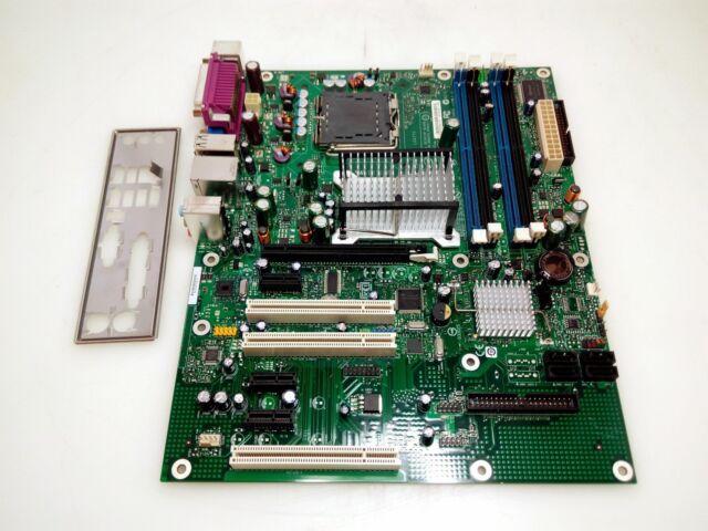 Intel Dg965RY Lga775 4 x Ddr2 Desktop Motherboard