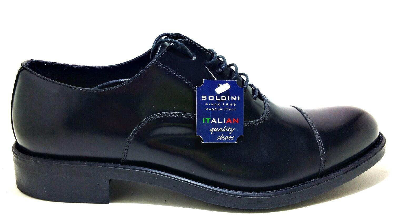 SOLDINI uomo LAS VEGAS 18636 scarpe uomo SOLDINI cerimonia inglesine francesine mocassini 2e144a