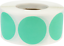 Circle-Dot-Stickers-1-Inch-Round-500-Labels-on-a-Roll-55-Color-Choices miniature 106