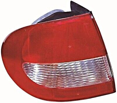 Tail Light Rear Lamp LEFT Fits RENAULT Megane Hatchback 1999-2001