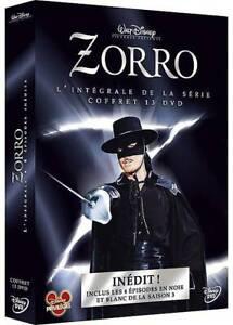 Zorro-L-039-integrale-des-saisons-1-a-3-coffret-13-DVD-NEUF-VERSION-FRANCAISE