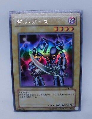 Gil Garth Japanese LE4-004 Yugioh Ultra