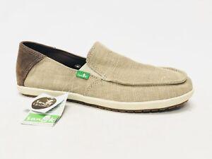Mens Black Sanuk Casa Vintage  Casual   Casual Shoes