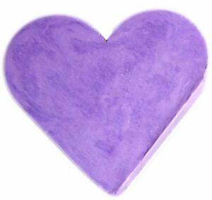 10-x-Heart-Guest-Soap-various-scents-colours-wedding-favours-Valentines