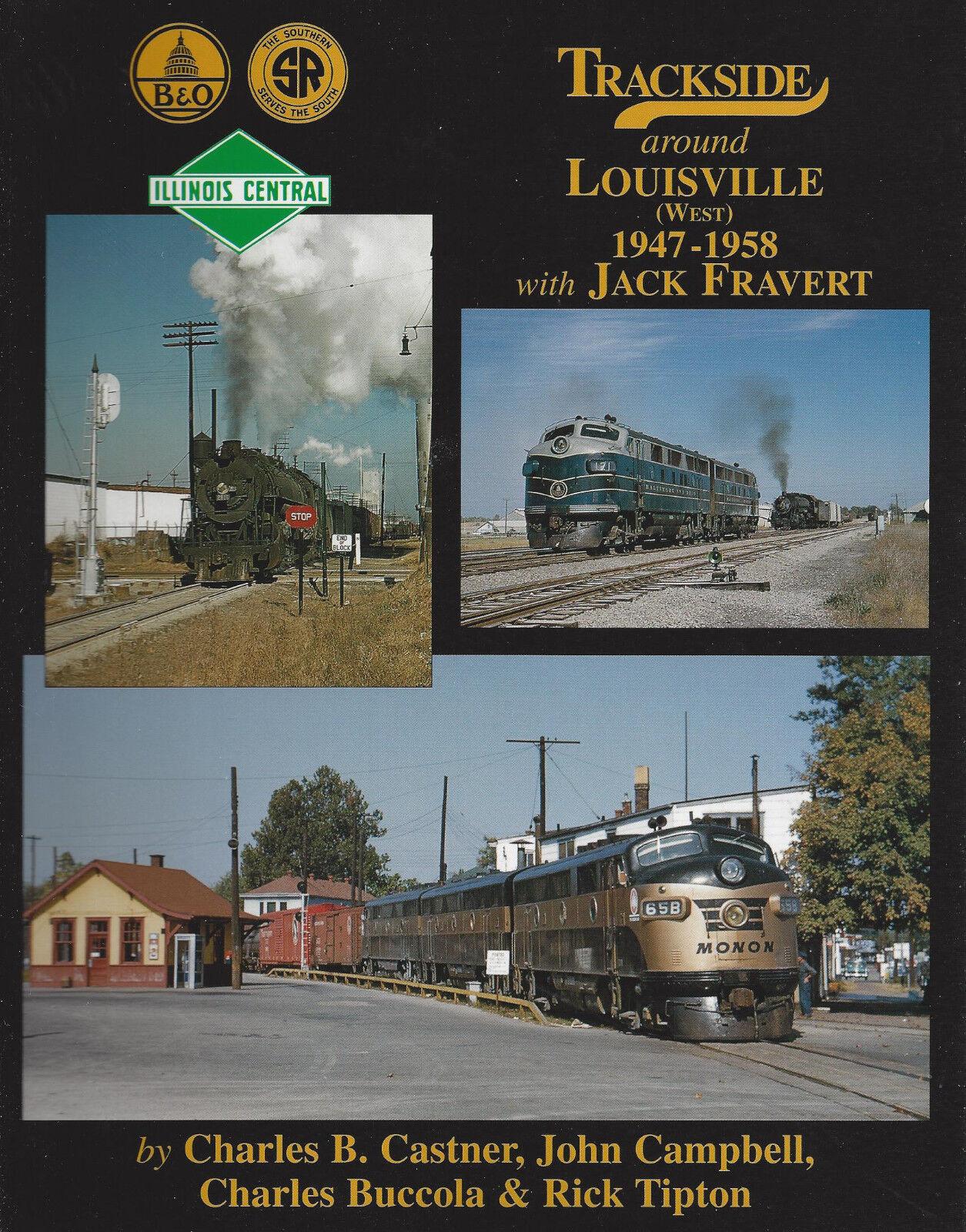 Lungo i Binari intorno Louisville  West  , 1947-1958 : durante Anni Following