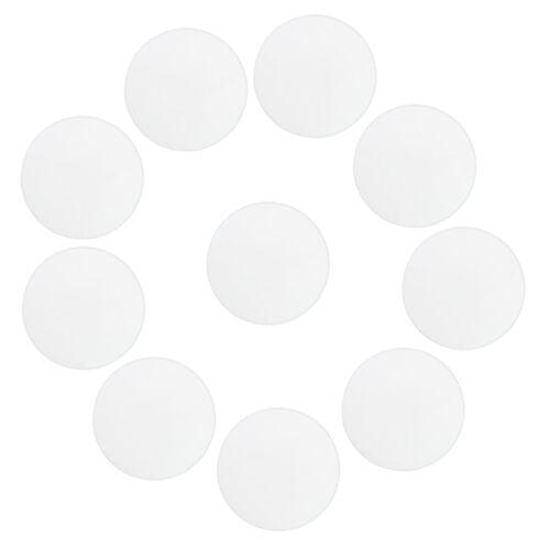 20 Stü Klarglas Gewölbte Uhr Crystal Mineral Uhrenteil 30mm 30.5mm