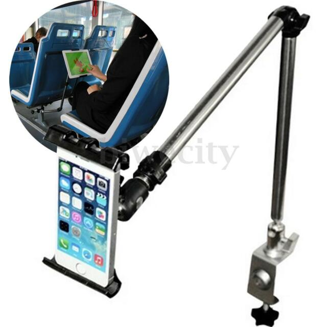 Black Lazy Rotating 360° Bed Tablet Desktop Mount Holder Stand for Ipad Air Note