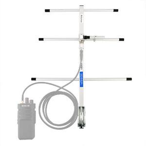 High-Gain-HD1-Ailunce-Aluminum-Alloy-UHF-Yagi-Radio-Antenna-UHF-Female-Connector