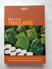 Lonely Planet - Thailand - World Food - March 2000