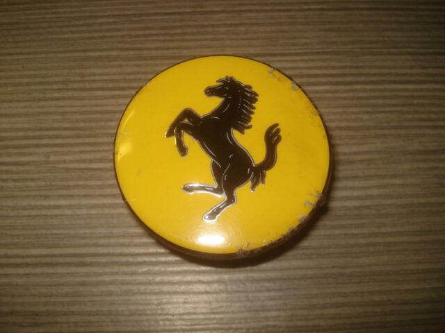 Ferrari Alloy Cover 226245 Hub Cap Lid Hubcap 360 355 Whell Badge / 1