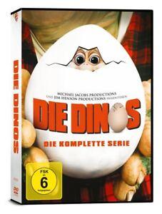Die-Dinos-Die-komplette-Serie-9-DVD-Edition-alle-65-Episoden-NEU-OVP