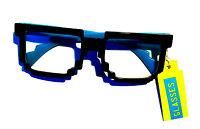 Plastic Glasses Toys Unisex Glasses Halloween Costume Accessories Fun Kids