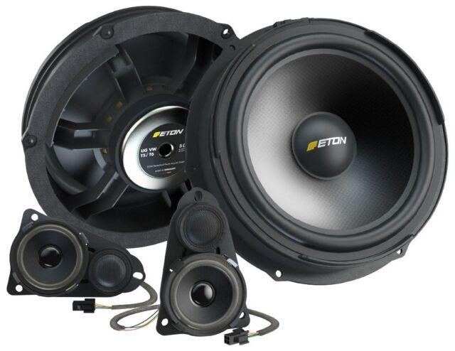 Eton UG VW T5 F3.1 3-Wege VW T5 Plug & Play Lautsprechersystem
