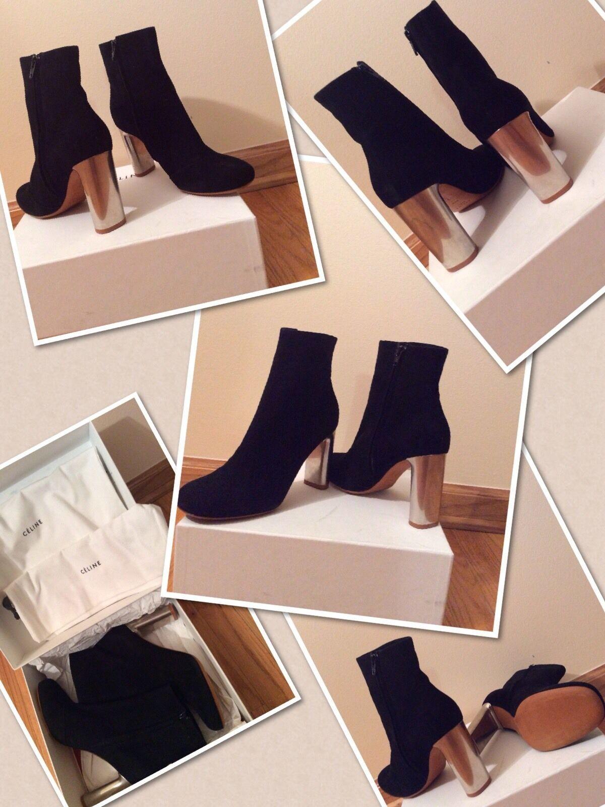 NEW Celine High heels Boots sz 9,5