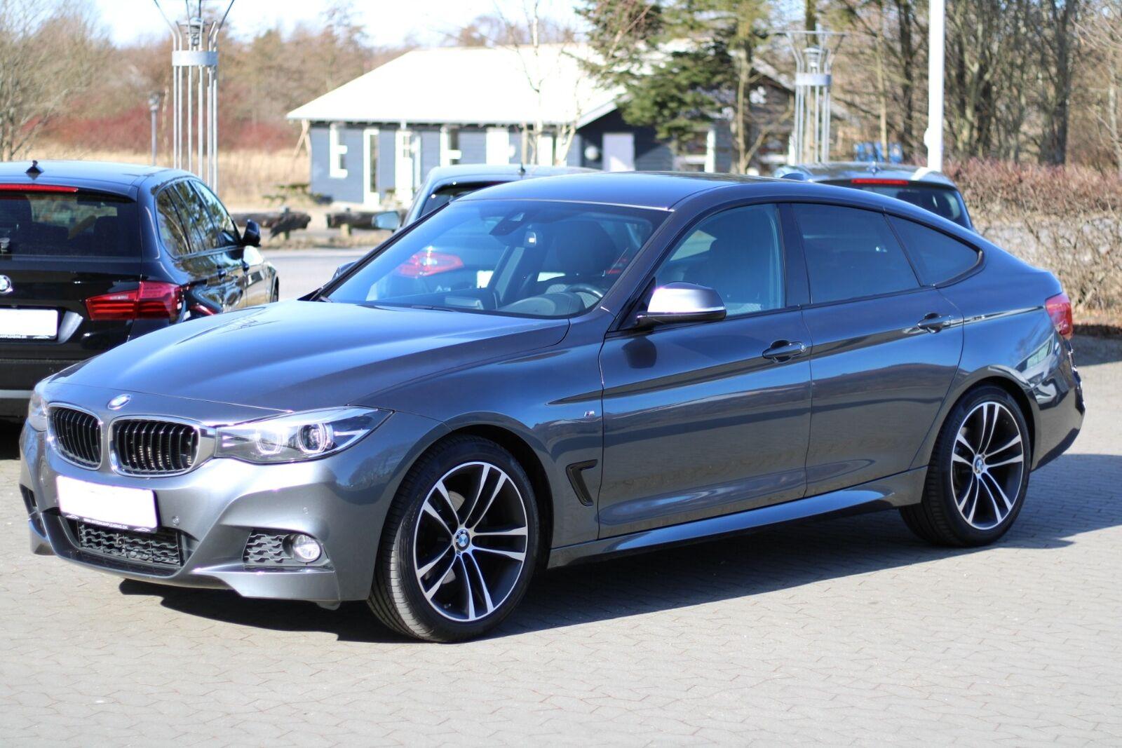 BMW 320d 2,0 Gran Turismo M-Sport aut. 5d