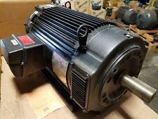 New Powertec 20 Hp Dc Brushless Motor 2500 Rpm 640 Volt 1 58 Shaft