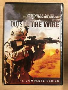 Outside the Wire - the complete series (DVD, 5-part ...