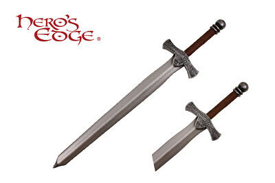 "36"" Medieval Foam Sword Gl17 To Win A High Admiration Knives, Swords & Blades Tv, Film & Game Replica Blades"