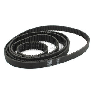 375-5M HTD Timing Belt 75 Teeth Cogged Rubber Geared Closed Loop 15mm Wide