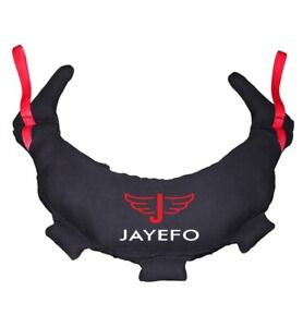 JAYEFO-EXERCISE-FITNESS-WEIGHTED-CROSSFIT-WORKOUT-BAG-SAND-TRAINING-BULGARIAN