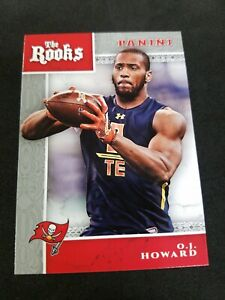 2017-Panini-The-Rooks-Tampa-Bay-Buccaneers-Football-Card-6-O-J-Howard