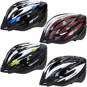 Dunlop Fahrradhelm Radhelm MTB Fahrrad Helm Helme Kinder Erwachsene