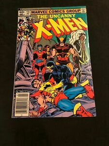Uncanny-X-Men-155-FN-6-0-1st-appearance-The-Brood