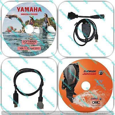 YAMAHA EVINRUDE Diagnostic KIT for Outboard Marine Jet Boat / WaveRunner    eBay