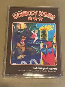 Intellivision-Donkey-Kong-Homebrew-Intelligentvision-unopened-in-protective-case