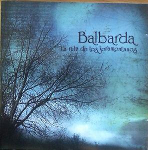 BALBARDA-LA-RUTA-DE-LOS-FORAMONTANOS-CD-FOLK-MUSIC-CASTILLA