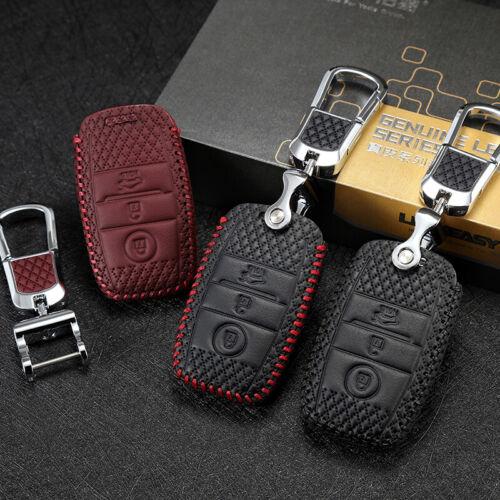 Car Keychain Key Bag Key Fob Cover Keyring for KIA Sportage Sorento Forte Carens