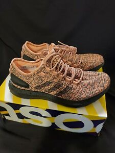 New Mens Adidas Pure Boost Running