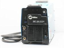Miller 907161 Multiprocess Welder System Xmt 350 Cccv Weld