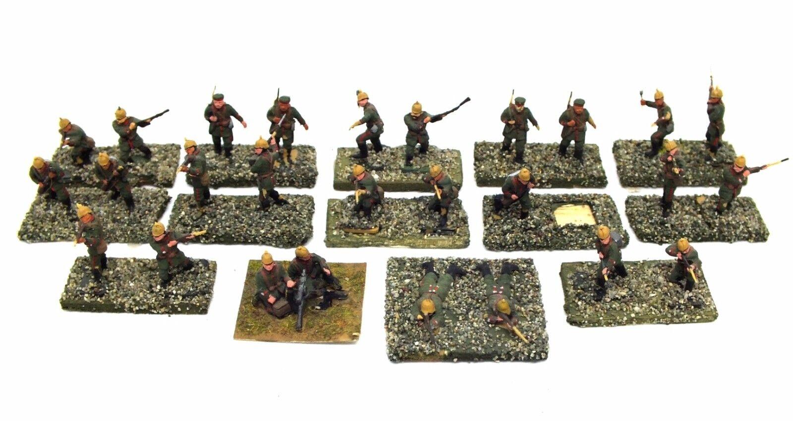 Airfix - German infantry (WWI) - 1 72