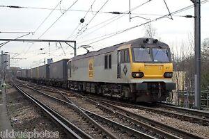 EWS 92017 North Pole Junction 2009 Rail Photo - Mansfield, United Kingdom - EWS 92017 North Pole Junction 2009 Rail Photo - Mansfield, United Kingdom