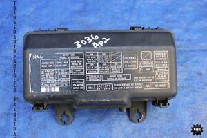 2006 2007 honda s2000 ap2 v2 oem engine bay fuse box