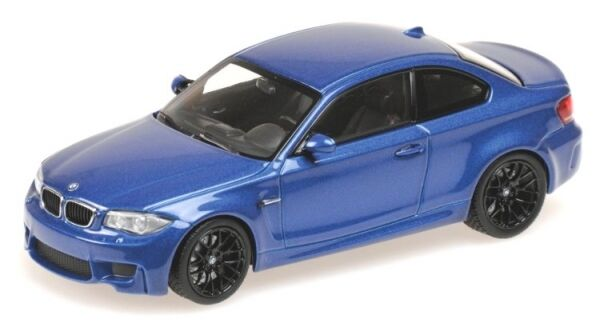 BMW Serie 1 M Coupe (Monte Carlo blu Metálico) 2011