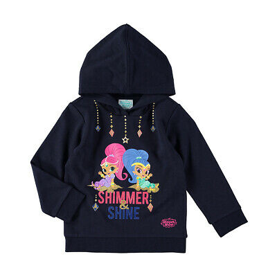 Nickelodeon Shimmer And Shine Girls long sleeve tee t shirt top New Free postage