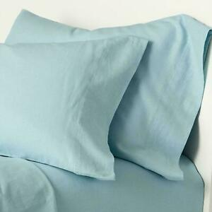 Extra Large 100 Egyptian Cotton 600tc Pillow Cases 22 X 31 1