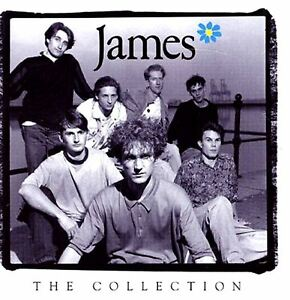 JAMES-the-collection-CD-compilation-EX-EX-9824088-greatest-hits-best-of