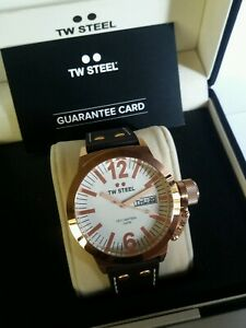 Tw-steel-ce1017-mens-canteen-45mm-rosegold-tone-white-dial-leather-watch