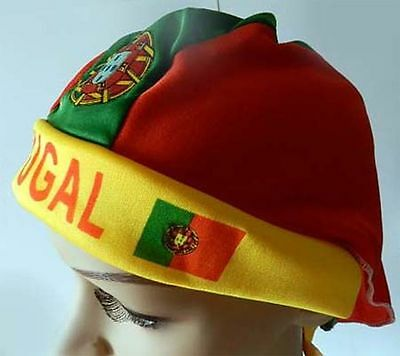 * Fan Hut / MÜtze / Piraten Tuch*portugal*