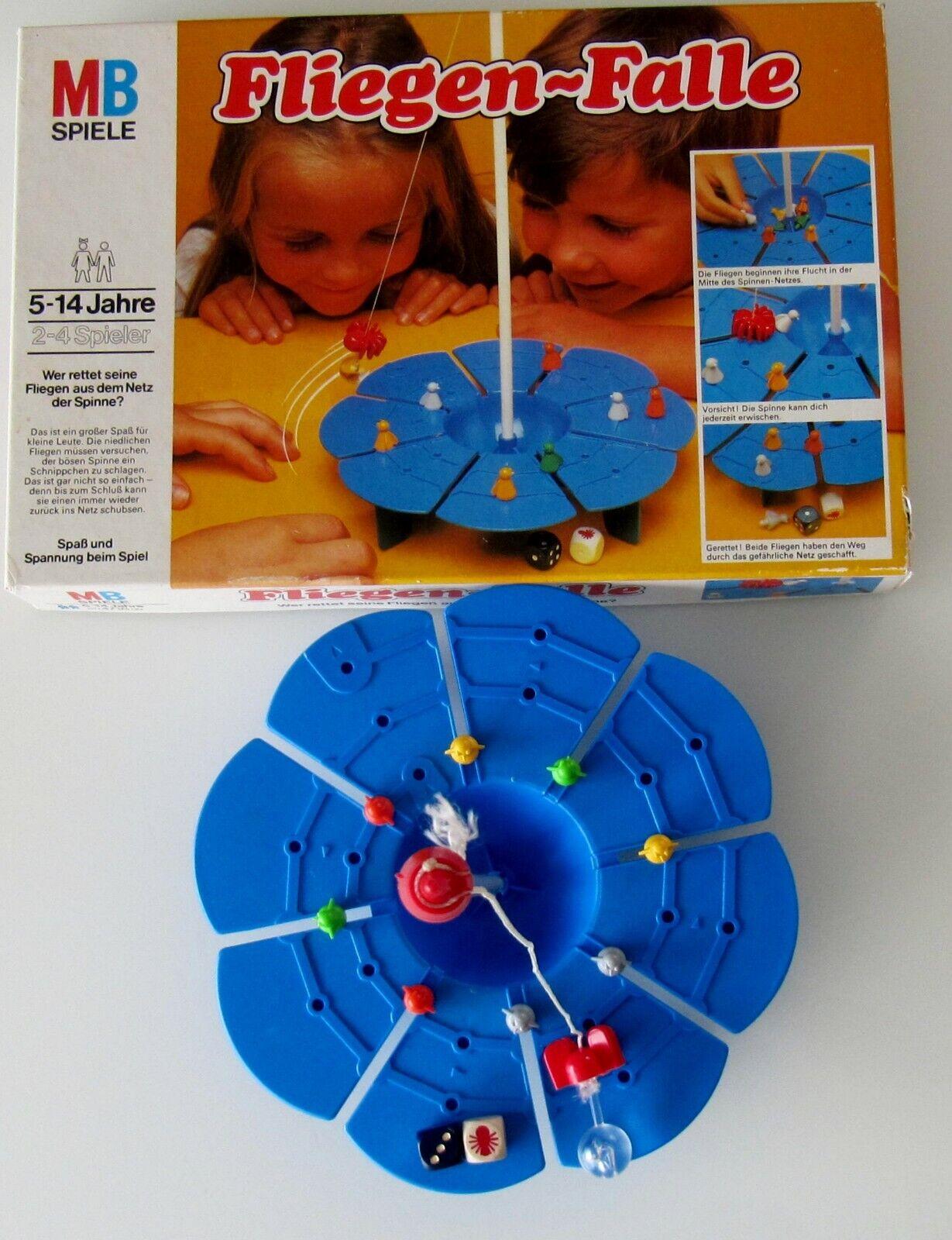 venta mundialmente famosa en línea Casi como nuevo  volar trampa  el juego MB MB MB de 1977  100% totalmente original +  la mejor selección de