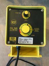 New Lmi Milton Roy C141 36 Metering Pump 20 Gph 25 Psi