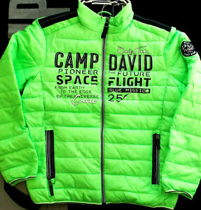 BRANDNEU Camp David Frühjahr Sommer Herbst  Jacke Gr.L XXL 2XL XXXL 3XL NEU